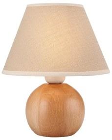 Lamkur Asztali lámpa JUTA 1xE27/60W/230V LA33075