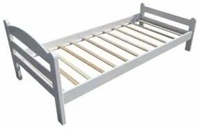 ágy LESY 120x200cm fehér