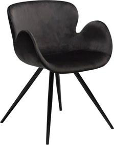 Gaia fekete szék - DAN-FORM Denmark