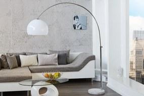 Stílusos állólámpa Arch fehér