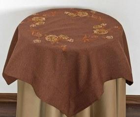 20 hímzett asztalterítő