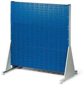 Kétoldali PERFO állvány, magasság 112 cm, kék