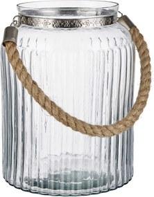CARRIE lámpás kötél fogóval, 50cm