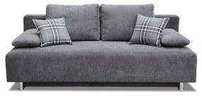 Belissa ágyazható, karfa nélküli kanapé 200 x 145 cm. a