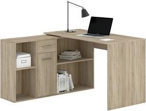 Sarok íróasztal LU134