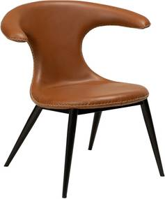 Flair konyakbarna műbőr fotel - DAN-FORM Denmark