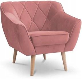 SD DEANA fotel - lazacszín