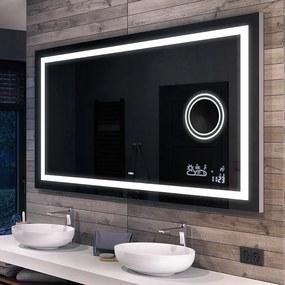 Fürdőszoba Tükör Világítással LED L15