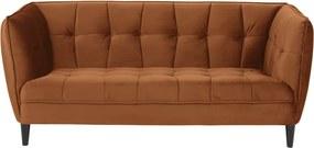 Luxus kanapé Nixie - réz