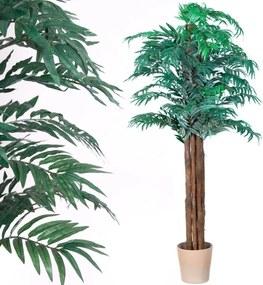 Műnövény Areca pálma PLANTASIA® - 190 cm