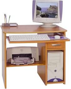 NAP-Medium fiókos számítógépasztal