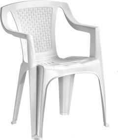 Palermo kerti szék fehér