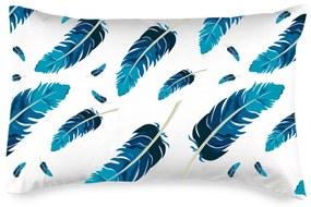 4Home Feathers párnahuzat, 50 x 70 cm, 50 x 70 cm
