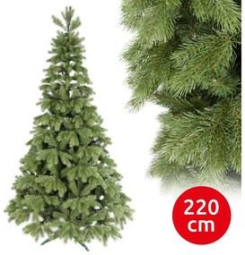 ANMA Karácsonyfa LIGHT 220 cm borókafenyő AM0063