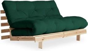 Roots Raw/Dark Green variálható kanapé - Karup Design