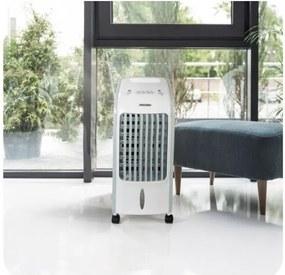 Hordozható léghűtő 4L távirányítóval