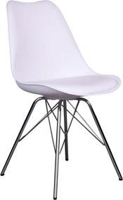 Oslo Chroma 2 db-os fehér szék készlet - House Nordic