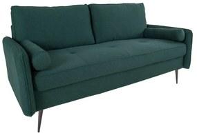 Stílusos ülőgarnitúra Kristian zöld