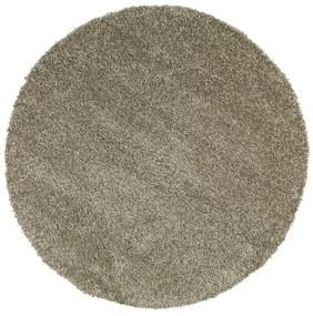 Aqua Liso szürke szőnyeg, ø 100 cm - Universal