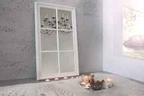 WINDOWS vintage fehér tükör 105cm