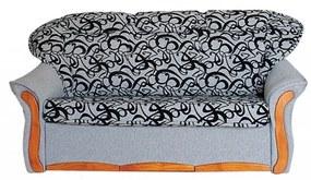 Evelin iii (szövetes) ágyazható, karfás  kanapé ka039 (világosszürke)