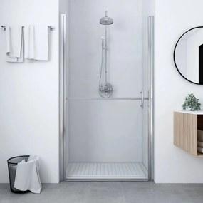 Edzett üveg zuhanyajtó 81 x 195 cm