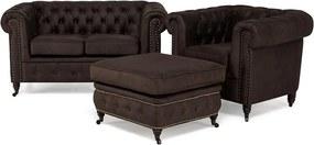 Chesterfield kárpitozott bútorok VGP11
