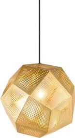 CM Etno replica design függeszték arany színben