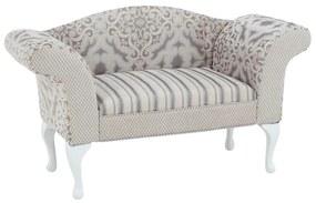 kanapé, bézs-szürke, FABRICIO