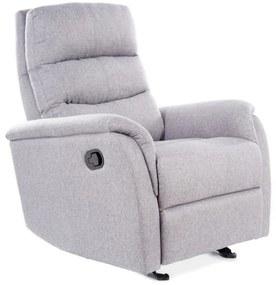 MUZA fotel, 78x102x98-160, tap. 176