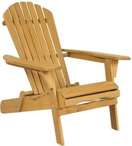 Adirondack fa kerti szék
