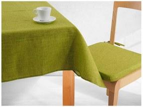 Melange abrosz zöld Méret: 140 x 180 cm