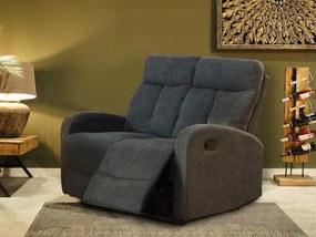 Kétszemélyes relax fotelágy MT623