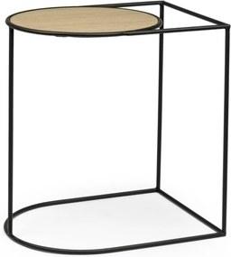 EVERITT lerakóasztal 45x35