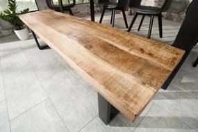 Iron Craft 170cm pad-  natúr Mango