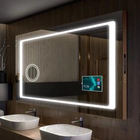 Fürdőszoba Tükör Világítással LED L61