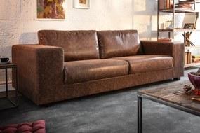 LOUNGER vintage barna kanapé