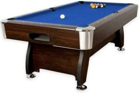 Pool biliárd asztal TUIN 7 ft 214 x 122 cm - kék