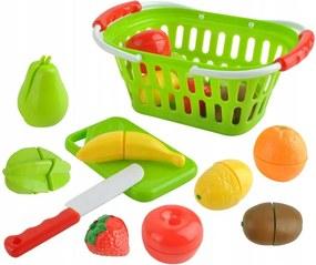 ISO Szelet gyümölcs és zöldség egy kosárban, 6076
