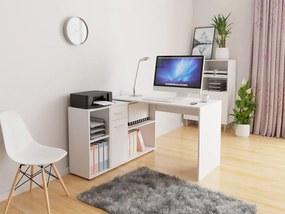 Sarok íróasztal LU103