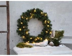 Alaska világító LED koszorú, ⌀ 50 cm - Star Trading