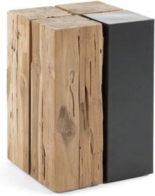 Ognak teakfa tárolóasztal - La Forma