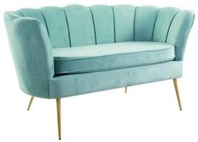 LADY két személyes kanapé, menta