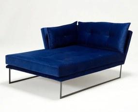 Relax Bal kék egyszemélyes kanapé
