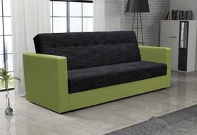 MÁCA kanapé, 85x216x190 cm, Kornet 10/Sawana 35