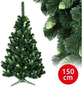 ANMA Karácsonyfa NARY II 150 cm borókafenyő AM0111