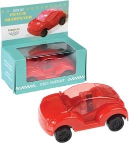 Rex London Supercar piros autóformájú hegyező - Rex London