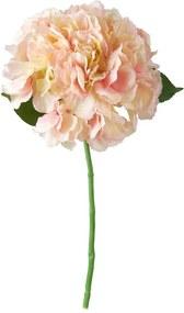 FLORISTA hortenzia rózsaszín 40cm
