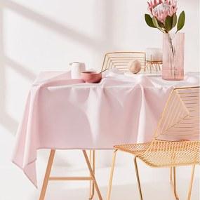 Por rózsaszín konyhai terítő 140 x 260 cm 140x260