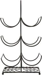 Vertex vas borospalacktartó állvány - Premier Housewares